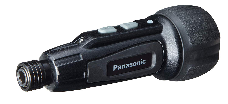 画像1: パナソニック 充電ミニドライバー miniQu EZ7412S-B (黒) (1)
