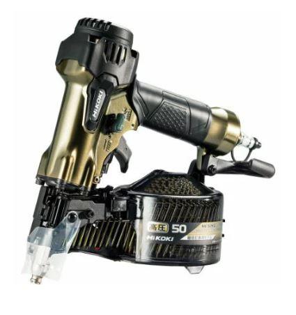 画像1: HiKOKI 高圧ロール釘打機 NV50H2 (1)